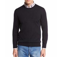 Ermenegildo Zegna - Merino Wool Crewneck Sweater