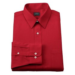 Arrow - Classic-Fit Point-Collar Dress Shirt