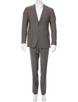 Prada - Woven Virgin Wool Two-Piece Suit