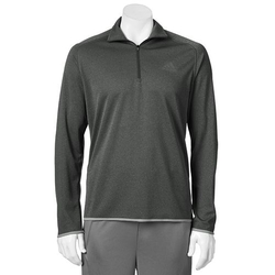 Adidas  - Climacore Performance Zip Pullover Shirt