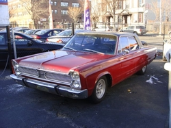 Plymouth - 1966 Fury Sedan