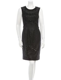Carolina Herrera - Embellished Dress