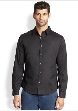 Madison Supply - Core Cotton Sportshirt