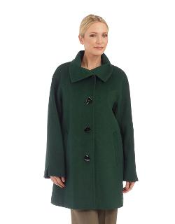 Ellen Tracy  - Angora Kimono Coat