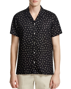 PS Paul Smith - Johnny Arrow Print Shirt