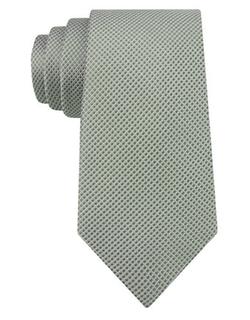 Black Brown 1826  - Silk Textured Tie