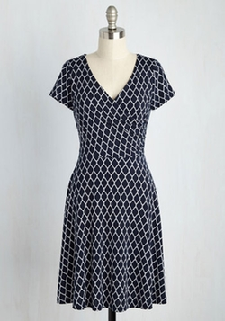 ModCloth - Botanical Breakfast Dress