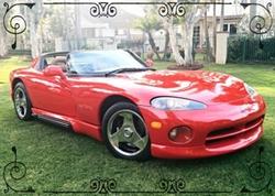 Dodge - Viper Coupe
