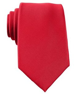 Perry Ellis  - Jewel Solid Slim Tie
