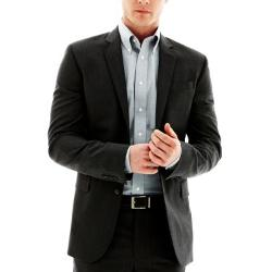 Claiborne  - Charcoal Wool Suit Jacket