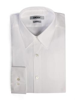 DKNY - CLASSIC SLIM FIT DRESS SHIRT
