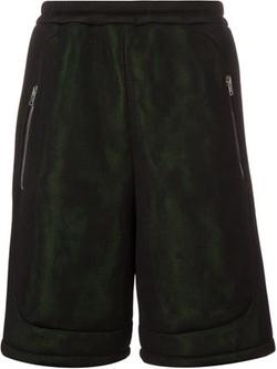Asger Juel Larsen - Two-Tone Jersey Shorts