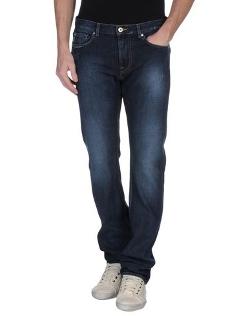 Moschino - Straight Leg Denim Pants