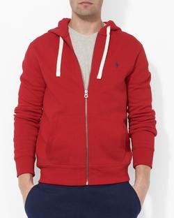 Polo Ralph Lauren - Classic Full-Zip Fleece Hoodie Jacket