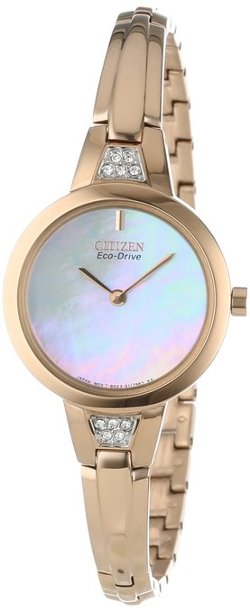 Citizen  - Silhouette Eco-Drive Bangle Watch