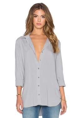 Bella Dahl - Button Side Tunic Shirt