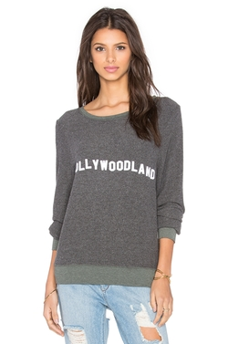 Wildfox Couture - Hollywoodland Pullover