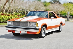 Chevrolet - 1980 El Camino Coupe