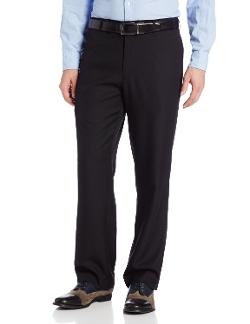 John Henry - Modern Fit Tonal Mini Houndstooth Pants