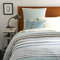 Steven Alan  - Stripe Duvet Cover + Shams
