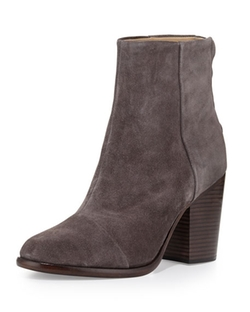 Rag & Bone - Ashby Suede Ankle Boots