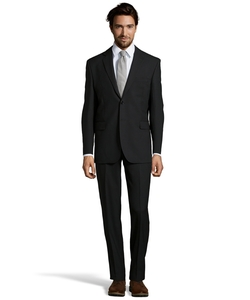 Yves Saint Laurent -  Wool 2-Button Suit