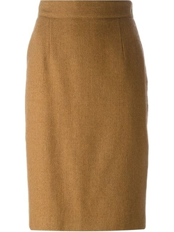 Christian Dior Vintage - Classic Pencil Skirt