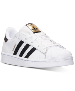 Adidas - Boys Superstar Casual Sneakers
