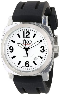 Tko  - Orlogi Rubber Strap Watch