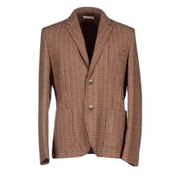 Obvious Basic - Houndstooth Blazer