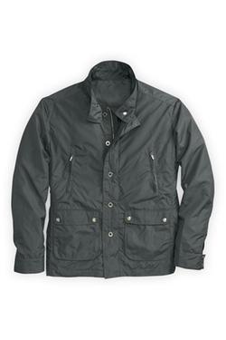 Fair Indigo - Fair Trade Utility Jacket