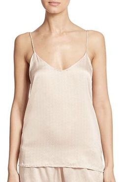 Asceno - Simple Silk Camisole