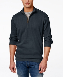 Weatherproof Vintage - Quarter-Zip Pullover Sweater