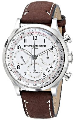 Baume & Mercier  - Capeland Chronograph Dial Watch
