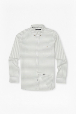 French Connection - Boilly Horizontal Stripe Shirt