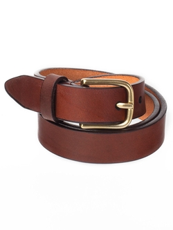 American Apparel - Flat Edge Leather Belt