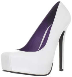 Pleaser - Bondage Platform Pumps