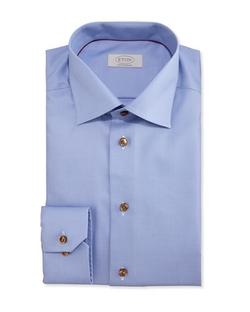 Eton - Contemporary-Fit Textured Dress Shirt