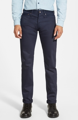 The Unbranded Brand - Tapered Selvedge Chino Pants