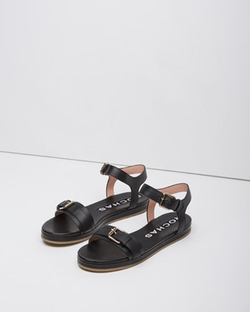 Rochas - Double Buckle Sandals