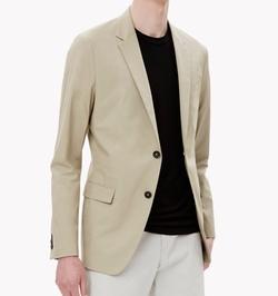 Theory - Cotton Poplin Rodolf Jacket