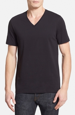 Hugo - Dredosos V-Neck T-Shirt