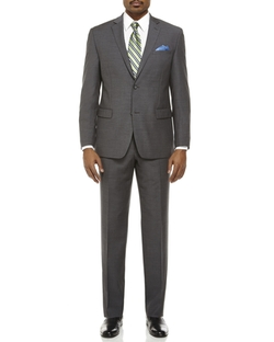 Marc New York - Two-Button Wool Suit