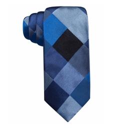 Alfani  - Spectrum Marion Large Gingham Slim Tie