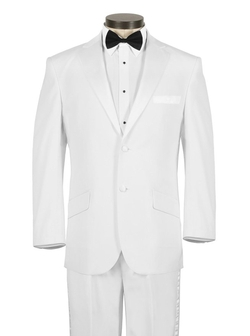 House of St. Benets  - Classic Fit Tuxedo Formal Suit
