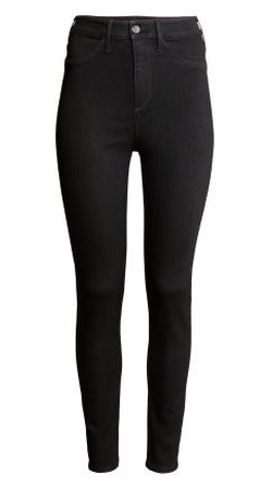 H & M - Skinny High Ankle Jeans