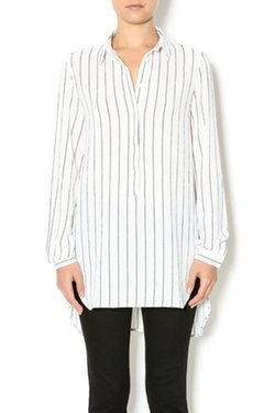 William B - Button Down Boyfriend Shirt