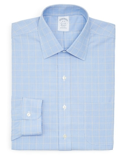 Brooks Brothers - Multi Check Non–Iron Dress Shirt