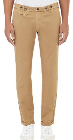 Barena Venezia - Twill Cuffed Chino Pants
