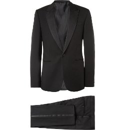 Balenciaga - Slim-Fit Wool Tuxedo